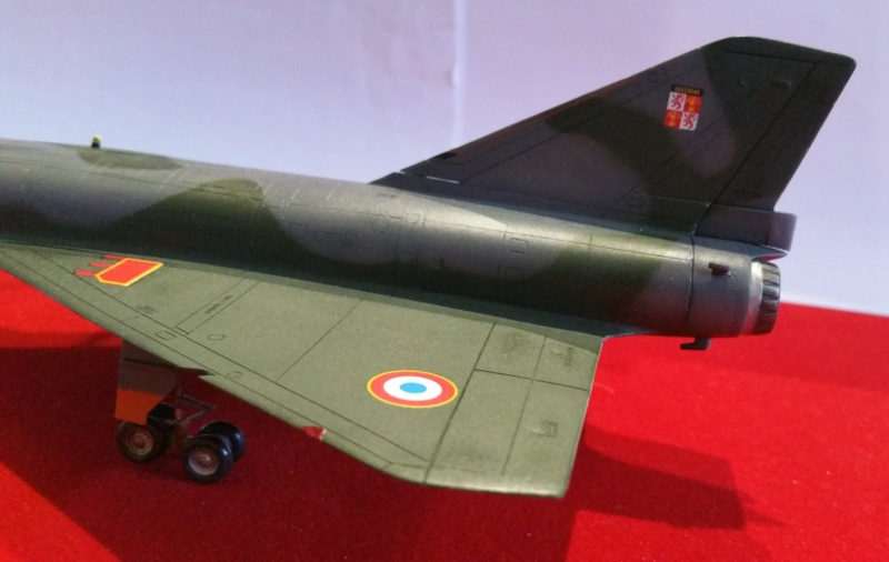 Mirage IV A 1/72 A&A Models 20200826