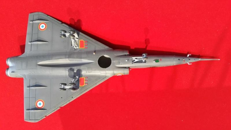 Mirage IV A 1/72 A&A Models 20200827