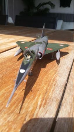 Mirage IV A 1/72 A&A Models 20200838
