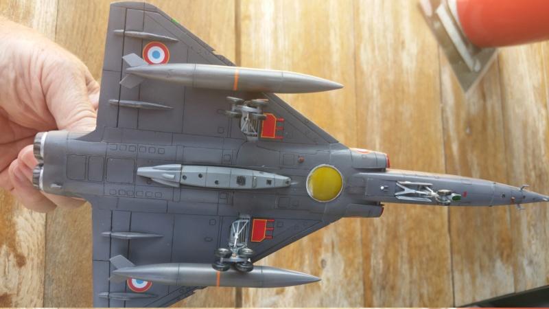 Mirage IV A 1/72 A&A Models 20200841