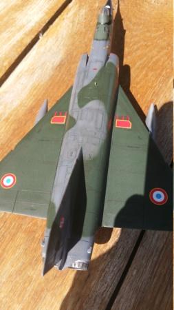 Mirage IV A 1/72 A&A Models 20200845