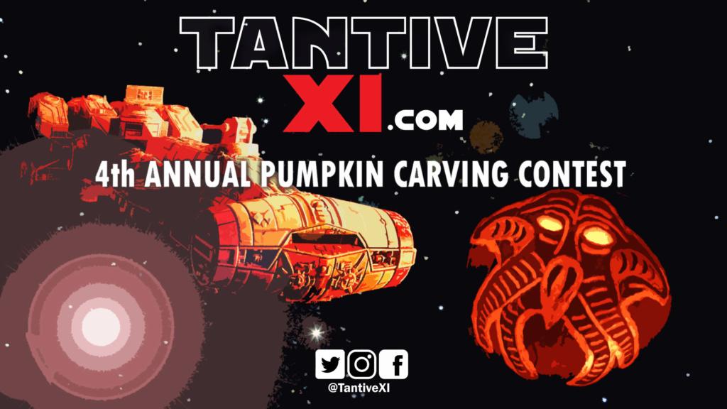 THE 4th ANNUAL TXI STAR WARS PUMPKIN CARVING CONTEST Tantiv10