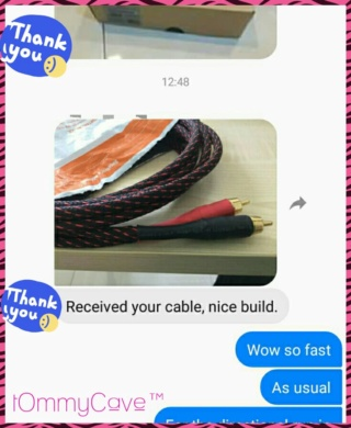 Budget Custom DIY Cable for Hi-Fi & Home Theatre (Photo, Video & Review) Af3d4011