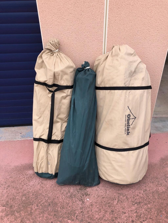 Choix tente coton -  4 en slovenie - un peu itinerant - 55395410