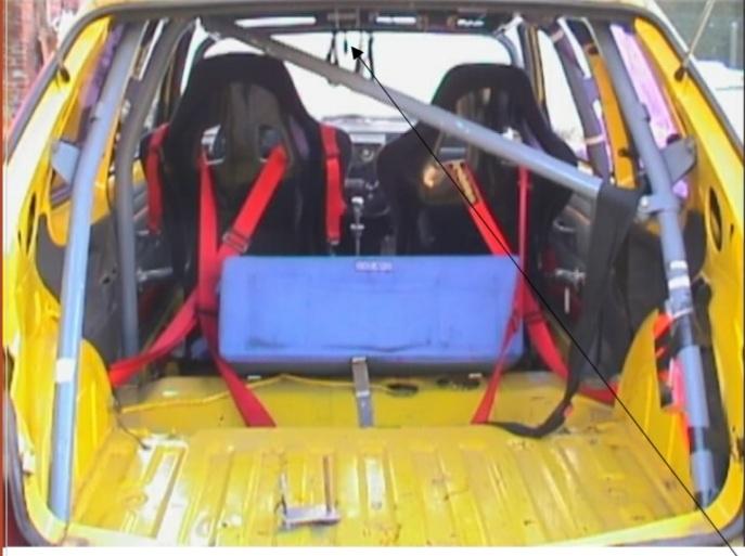Restauration d'une ancienne 205 GTI grA pour le VHC 20200715