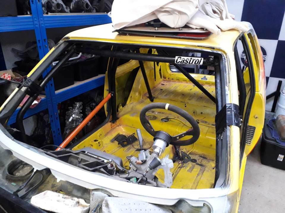 Restauration d'une ancienne 205 GTI grA pour le VHC - Page 2 Resize23