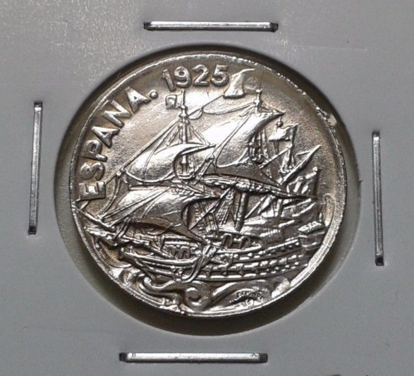 25 Céntimos - 1925 - AYUDA/OPINIÓN Captur10
