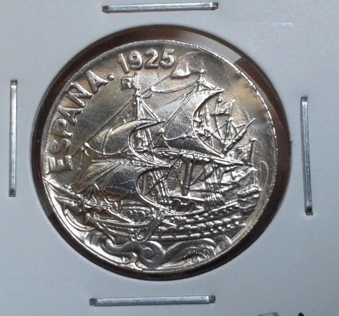 25 Céntimos - 1925 - AYUDA/OPINIÓN Captur11