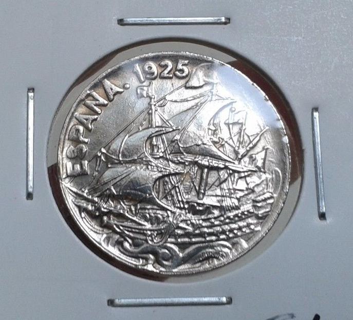 25 Céntimos - 1925 - AYUDA/OPINIÓN Captur12