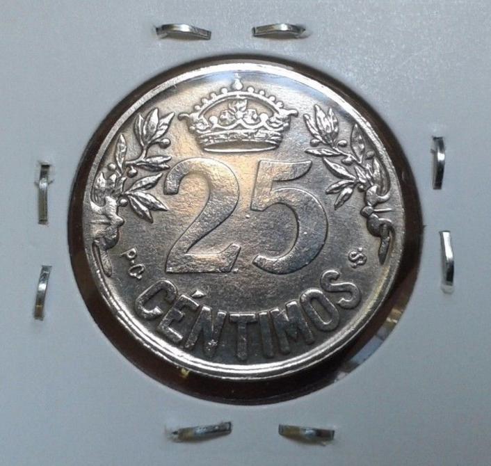 25 Céntimos - 1925 - AYUDA/OPINIÓN Captur13