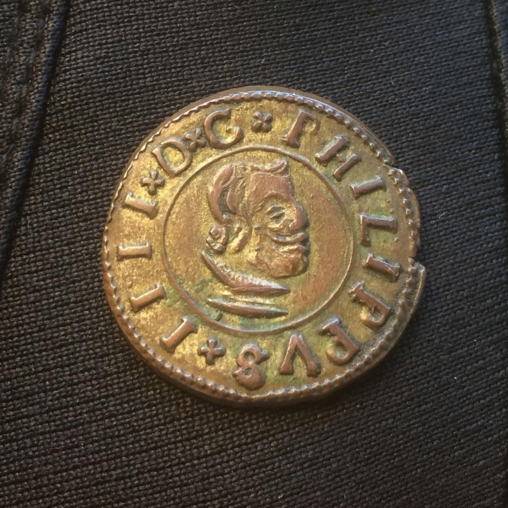 16 Maravedís - Valladolid - Felipe IV - 1663 Fullsi10