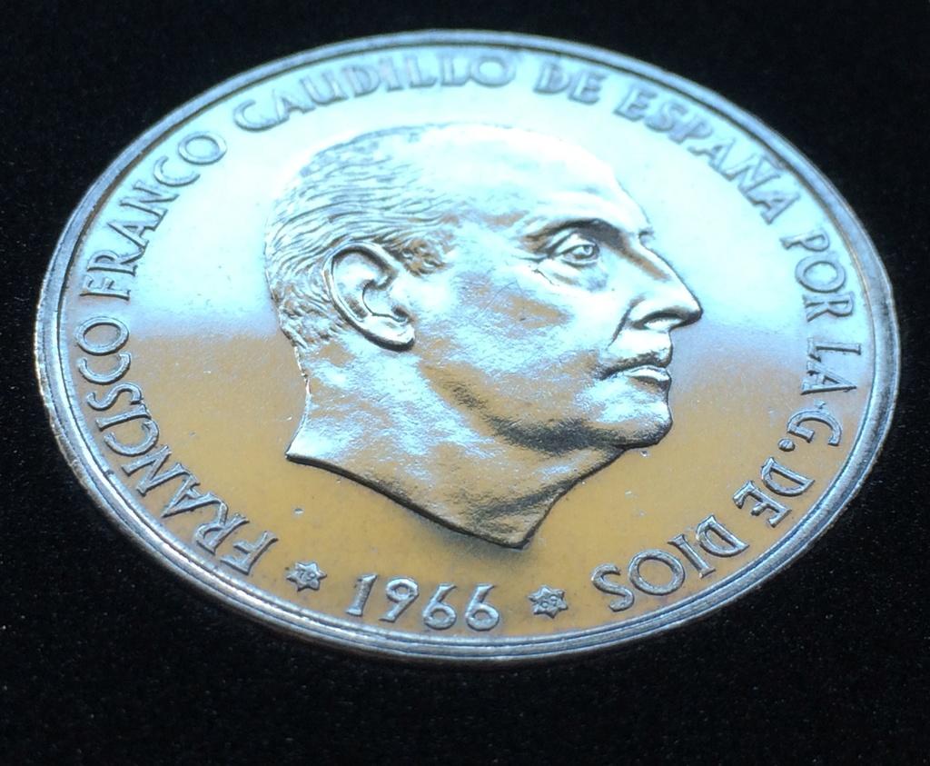 100 Pesetas - 1966 - (*19-69). Estado Español. Palo Recto Img_3210