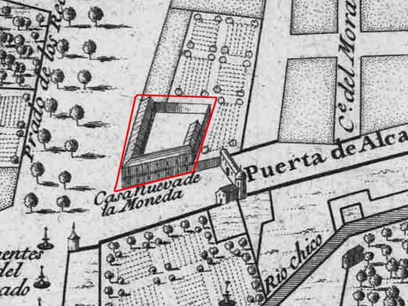 16 Maravedís - Madrid - Felipe IV - 1664 - ¿S/C? Madrid10