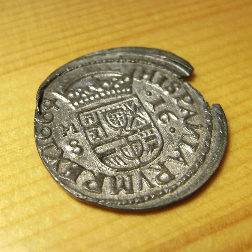 16 Maravedís - Madrid - Felipe IV - 1664 - ¿S/C? Sany4511