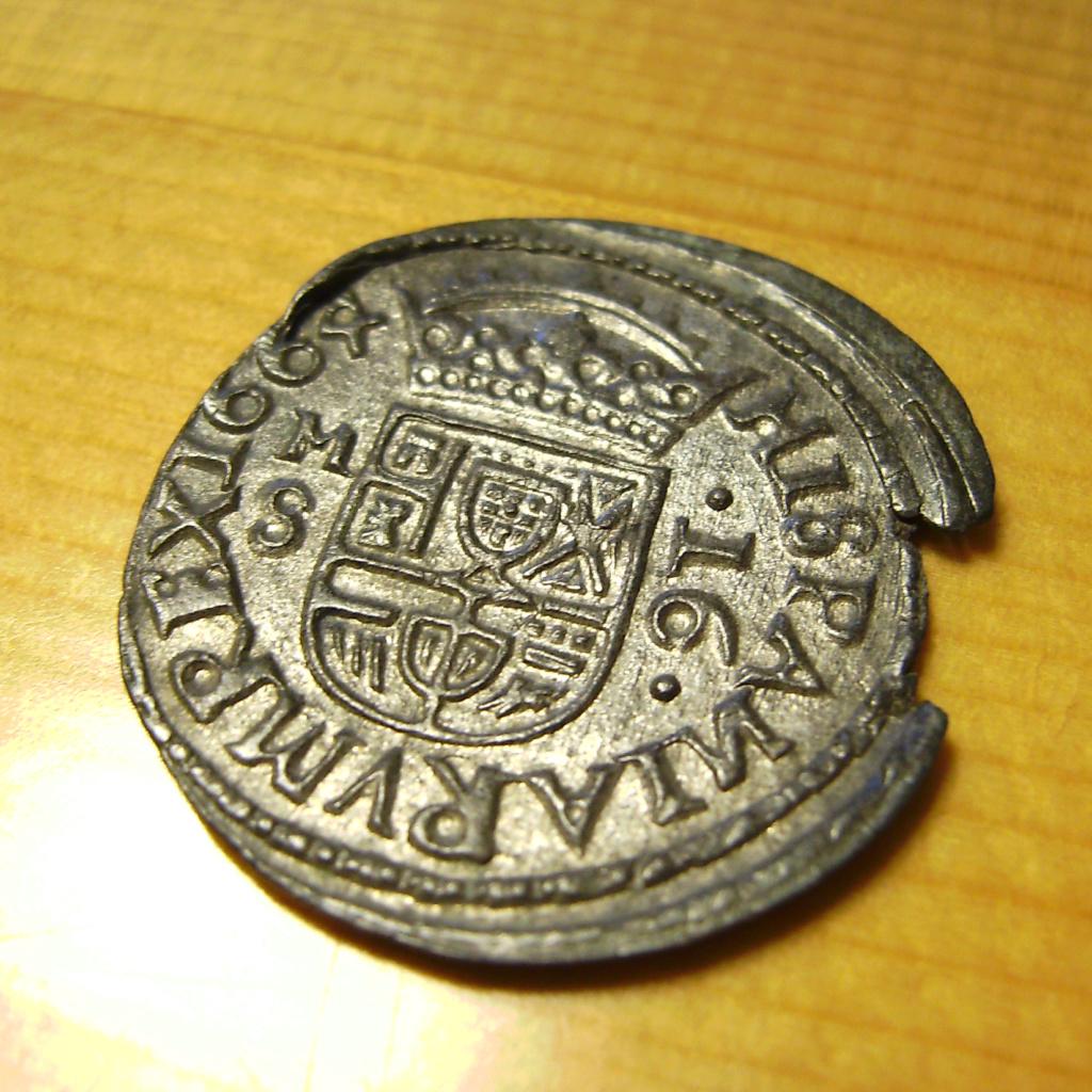 16 Maravedís - Madrid - Felipe IV - 1664 - ¿S/C? Sany4512