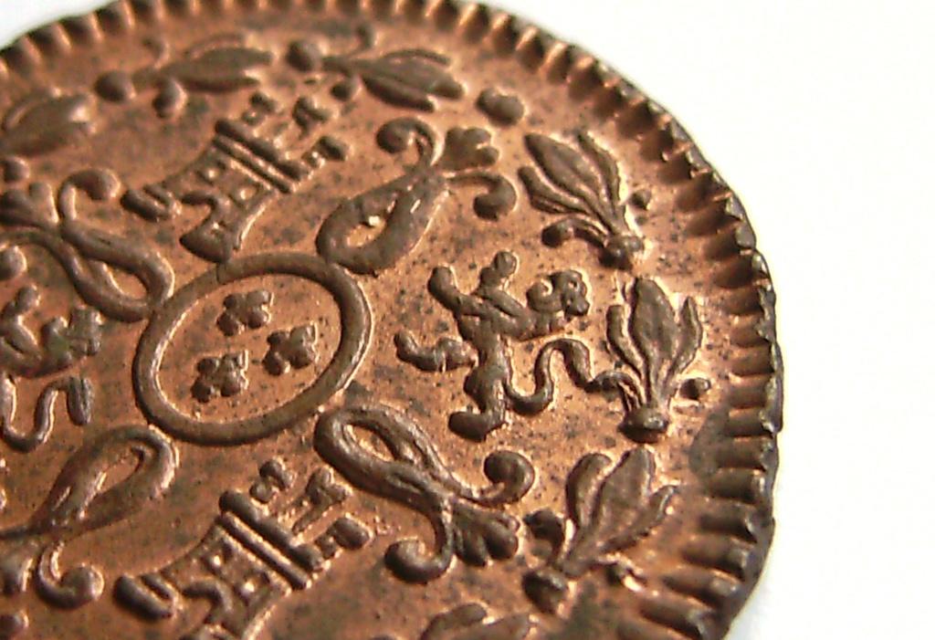 2 Maravedís 1827. Fernando VII. Segovia Sany4517