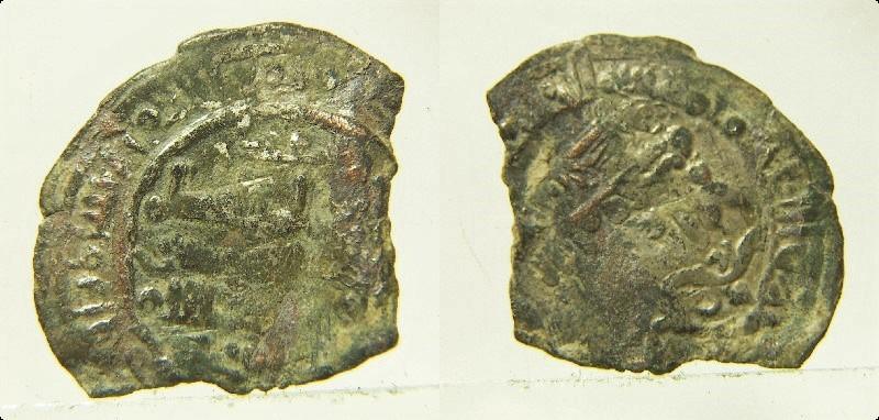 Dírham de al-Hakam II, Medina Azahara, 351-356 H Pict0513