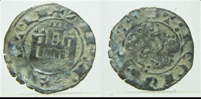Dinero negro (prieto) de Alfonso X Pict9116