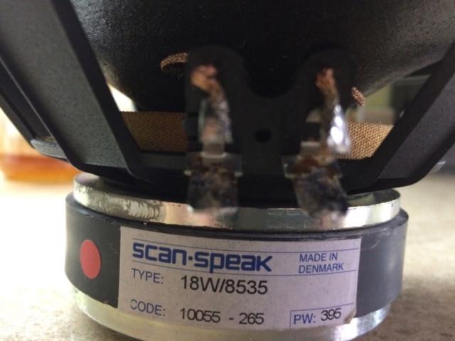 Comprar woofer de altavoz ProAc Response 2.5 S-l16010