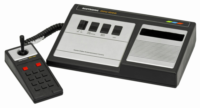 Advanced Programmable Video System Acetro10