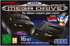 """Programa 13x03 (18-10-2019): ''Mega Drive Mini"""" Megadr10"""