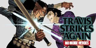 Programa 12x22 (26-04-2019): 'Travis Strikes Again: No More Heroes' Nomore10