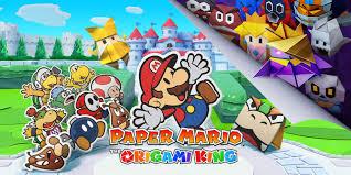 "Programa 14x11 (11-12-20) ""Paper Mario: The Origami King"" Paperm10"