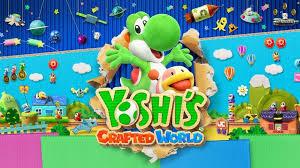 Programa 12x21 (19-04-2019): 'Yoshi's Crafted World' Yoshis10