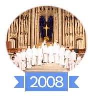 Les concerts et sorties (prestations live de Libera) [2000 → présent] 200810