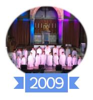 Les concerts et sorties (prestations live de Libera) [2000 → présent] 200911