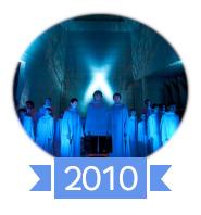 Les concerts et sorties (prestations live de Libera) [2000 → présent] 201010