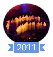Les concerts et sorties (prestations live de Libera) [2000 → présent] 201110