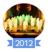 Les concerts et sorties (prestations live de Libera) [2000 → présent] 201210