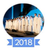 Les concerts et sorties (prestations live de Libera) [2000 → présent] 201840