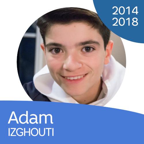 Aperçu des membres actuels (màj décembre 2019) Adam_i10