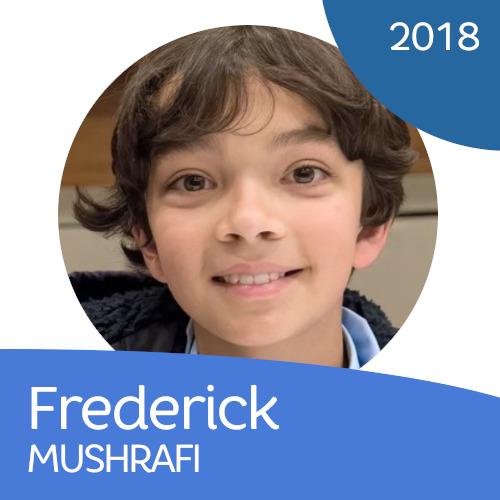 Aperçu des membres actuels (màj décembre 2019) Freder11