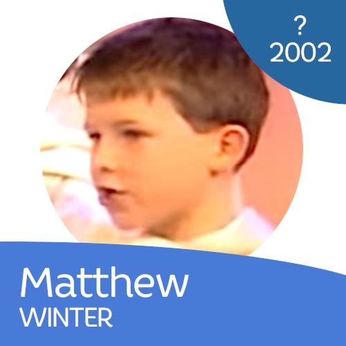 Aperçu des membres actuels (màj décembre 2019) Matthe16