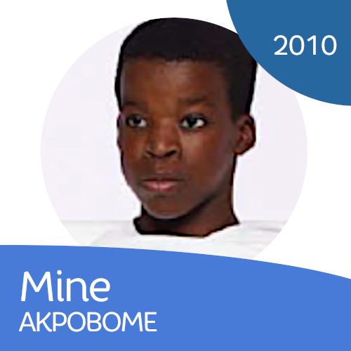 Aperçu des membres actuels (màj décembre 2019) Mine10