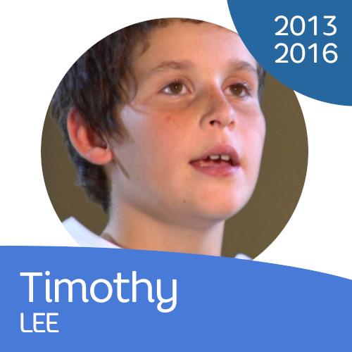 Aperçu des membres actuels (màj décembre 2019) Timoth10
