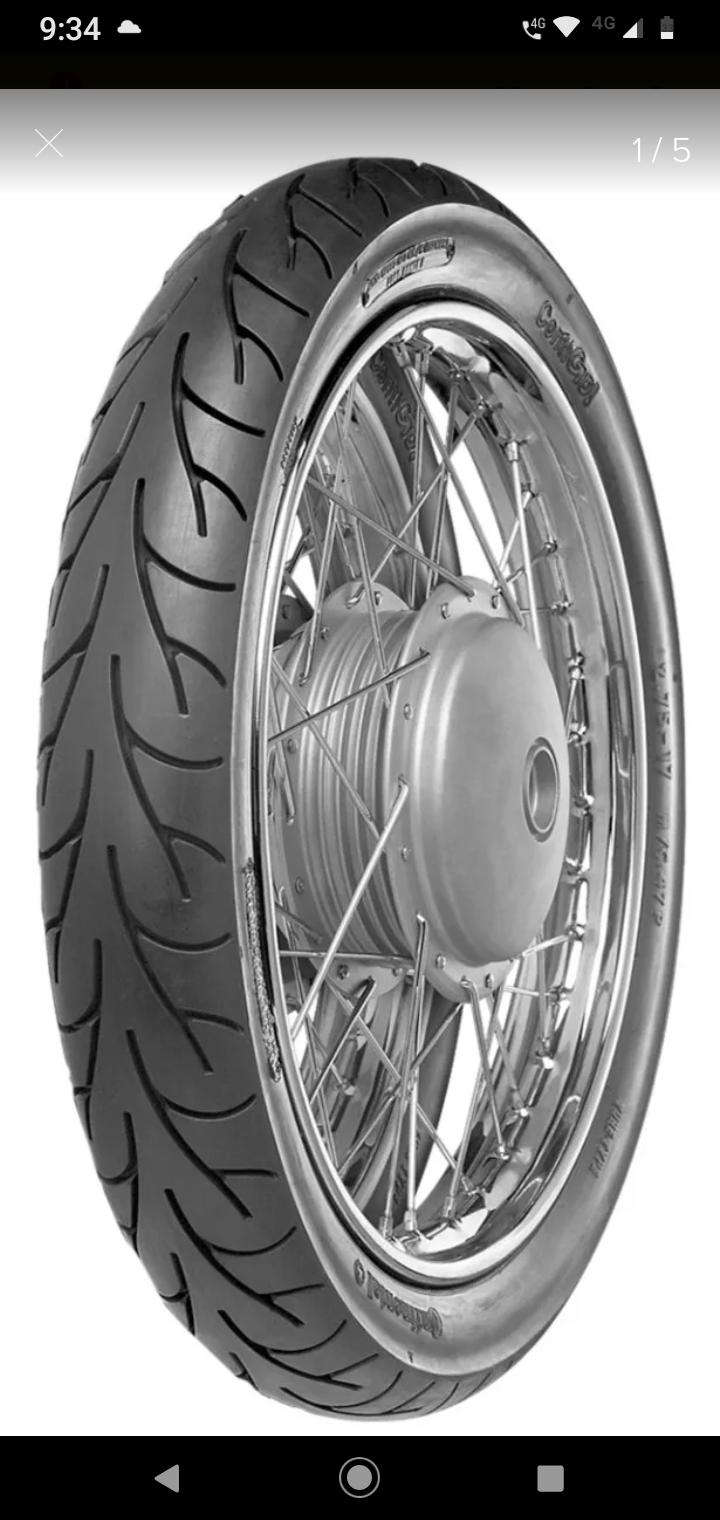 Pirelli Diablo Rosso 2 Vs. Michelin Street Pilot Screen10
