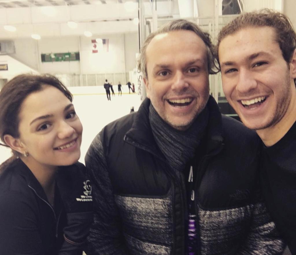 Брайан О́рсер / Brian Orser & Toronto Cricket Skating Curling Club - Страница 6 15302211