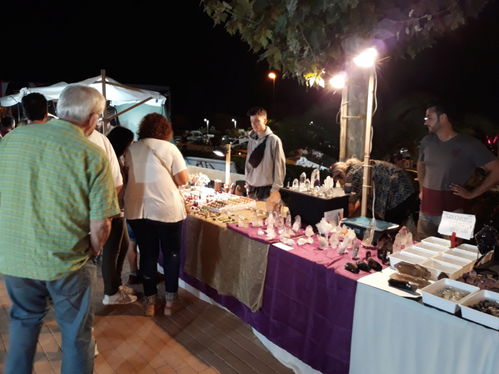 I Feria de minerales intercambio y venta de Cártama (MÁLAGA) - Página 6 20180916