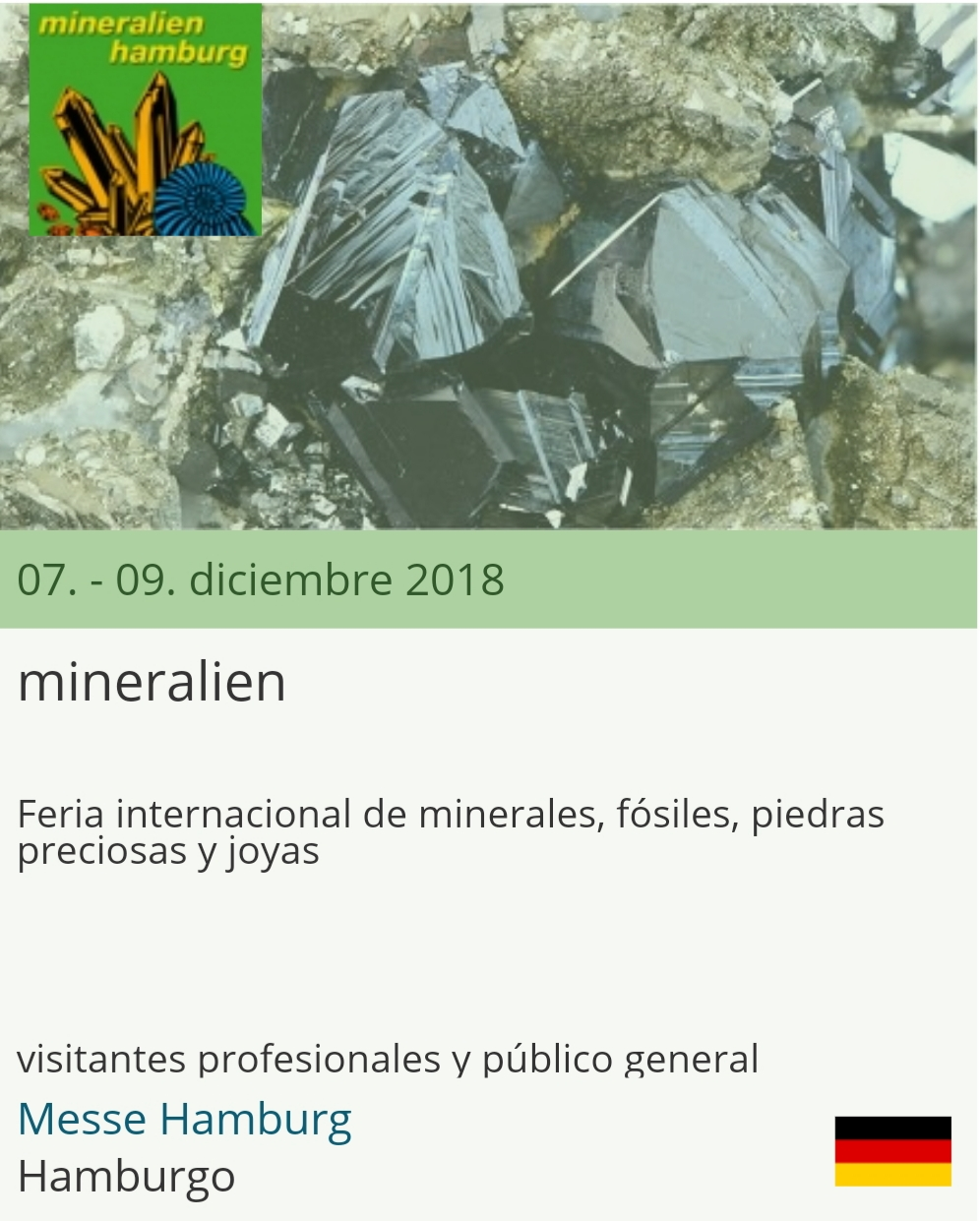 Ferias mes de Diciembre 20181119
