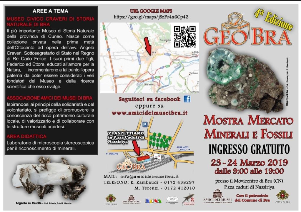 Ferias y eventos de Marzo 2019 20190218