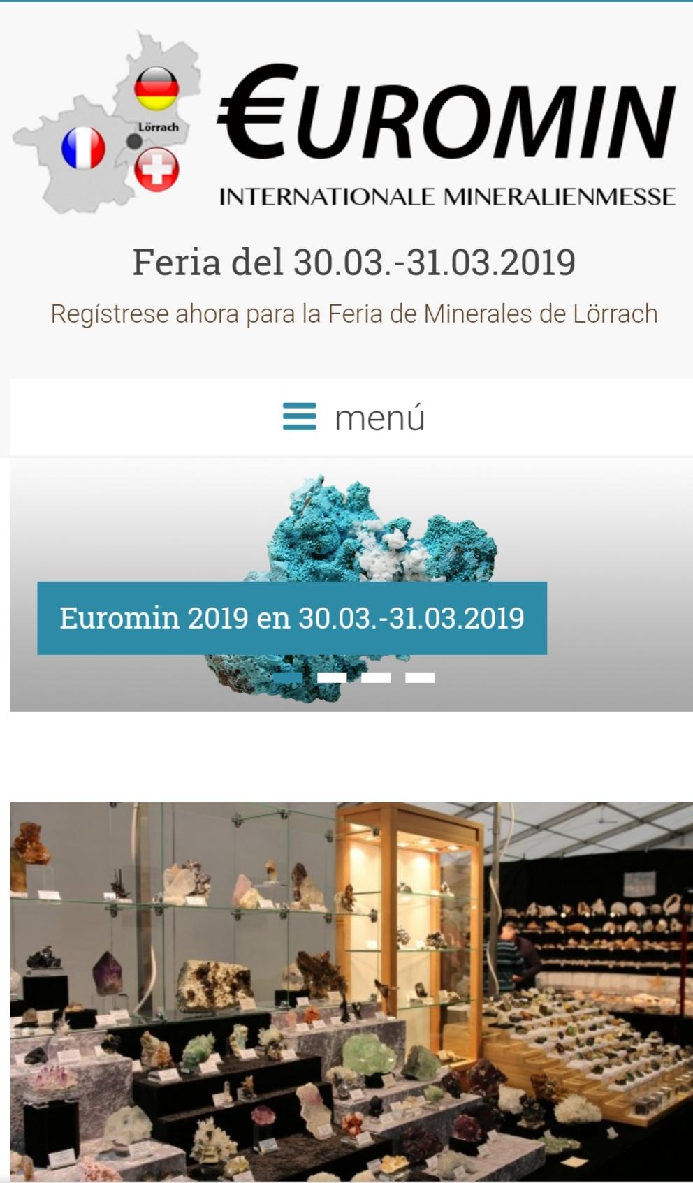 Ferias y eventos de Marzo 2019 20190220