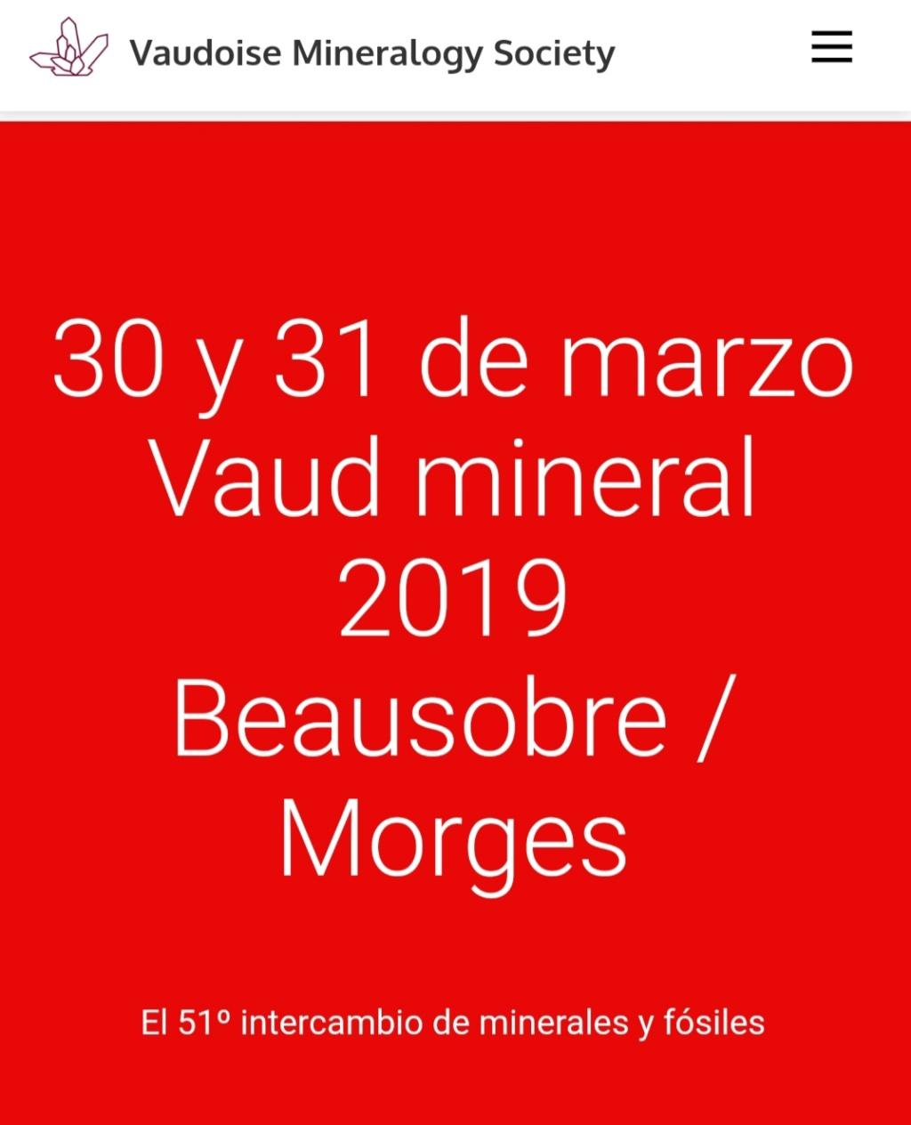 Ferias y eventos de Marzo 2019 20190221