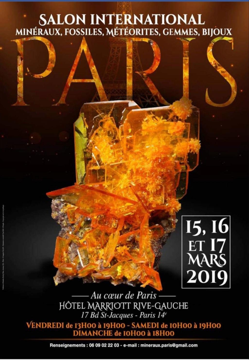 Ferias y eventos de Marzo 2019 20190227