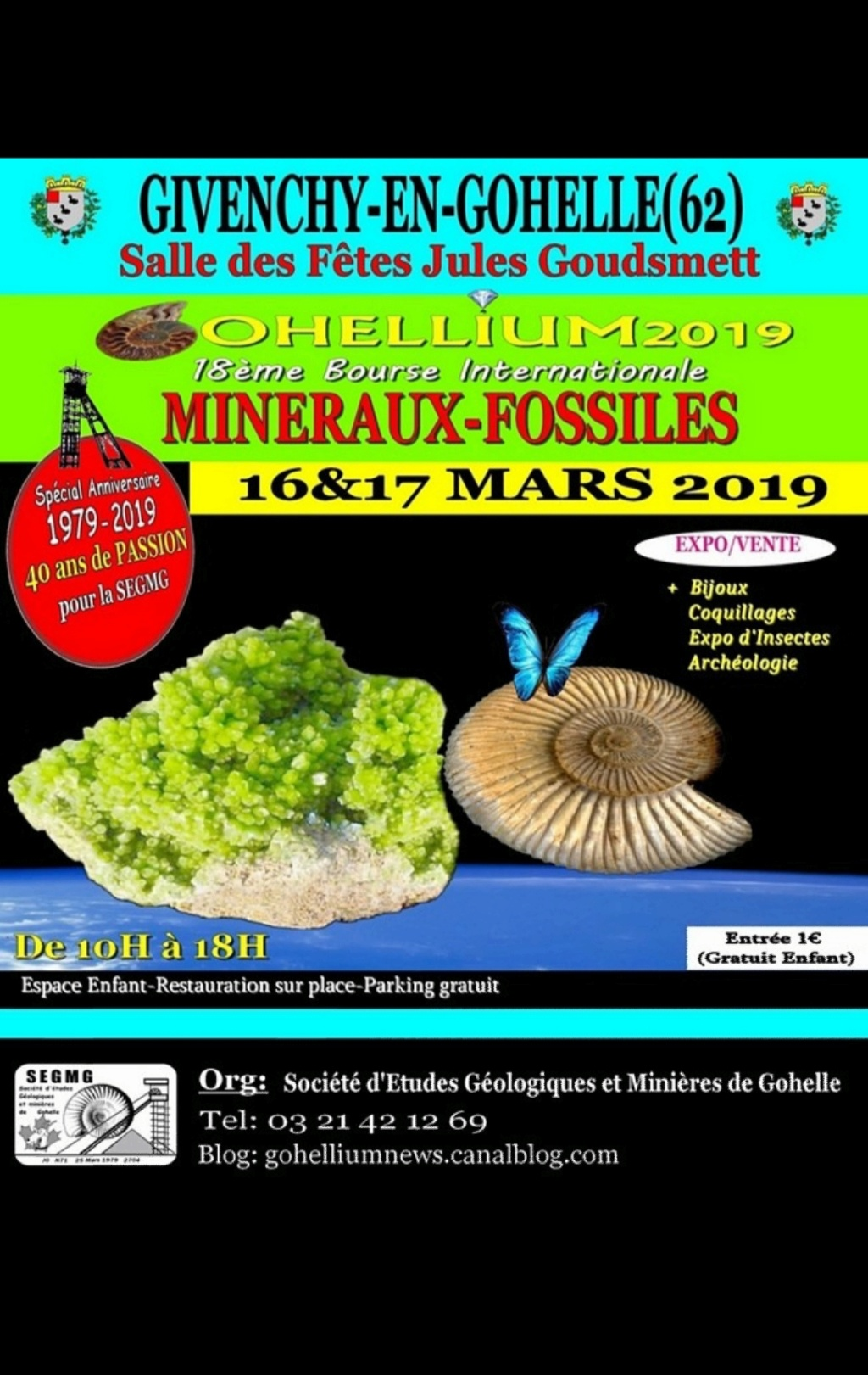 Ferias y eventos de Marzo 2019 20190228