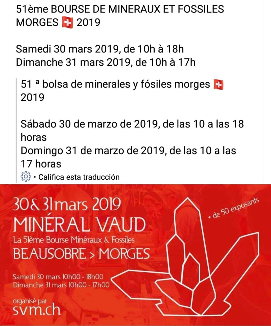 Ferias y eventos de Marzo 2019 20190229
