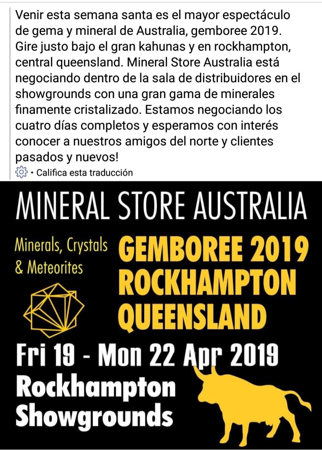 Ferias y eventos mes de Abril 2019. 20190410